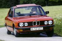 BMW 524TD 1983