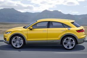 Komst Audi TT Offroad aannemelijk