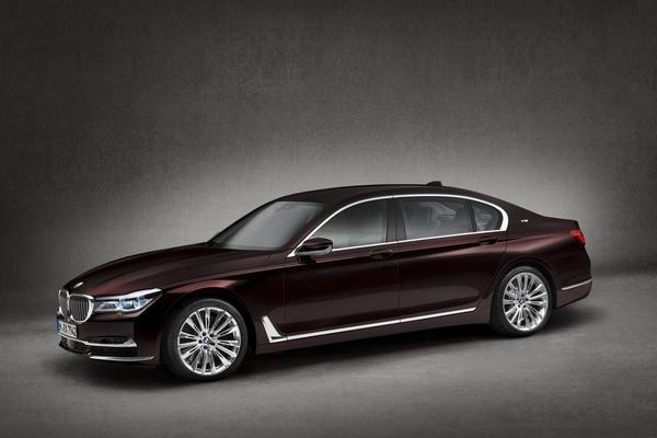 BMW M760Li xDrive geprijsd