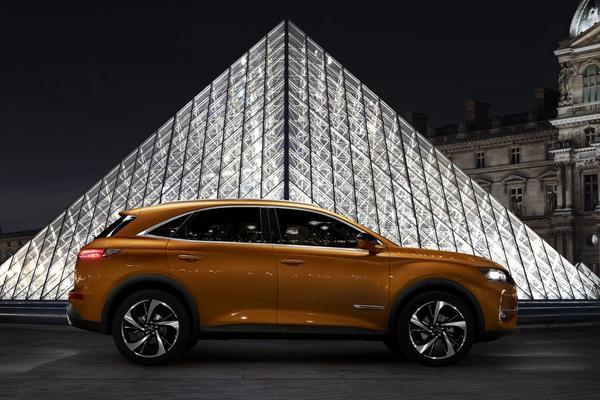 DS komt volgend jaar met nieuwe compacte SUV