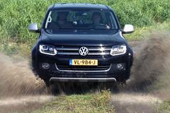 Achteruitkijkspiegel - Volkswagen Amarok