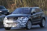 Land Rover Range Rover Evoque facelift spyshots