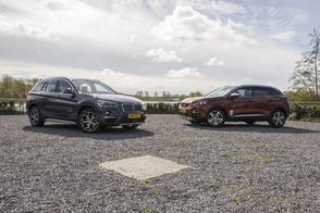 BMW X1 vs Peugeot 3008 - Dubbeltest