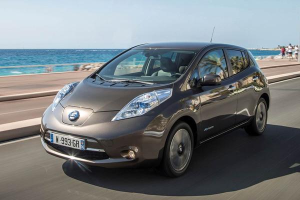 'Voorlopig geen Nissan Leaf cross-over'