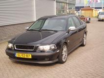Volvo S40 T4 Luxury-Line