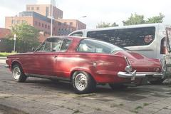 In het wild: Plymouth Barracuda (1964)