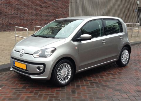 Tankdop vw up openen