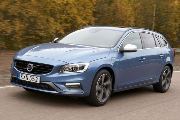 Rij-impressie: Volvo V60 D5 Twin Engine