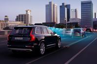 Volvo XC90 Queue Assist
