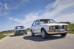 Alfa Romeo Alfetta vs. BMW 518 - Classics Dubbeltest