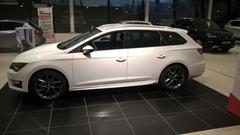Seat Leon ST 1.4 EcoTSI 150pk FR Connect