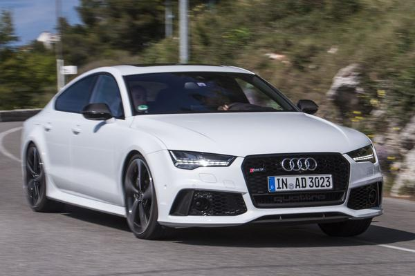Rij-impressie: Audi RS7 Performance