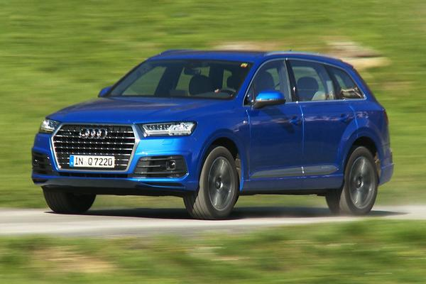Video: Rij-impressie -  Audi Q7