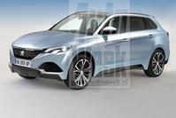 Journaal - Wordt dit de nieuwe Peugeot 3008?