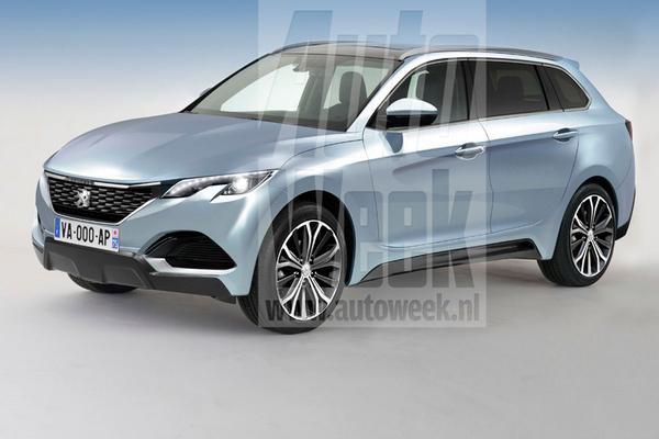 Video: Journaal - Wordt dit de nieuwe Peugeot 3008?