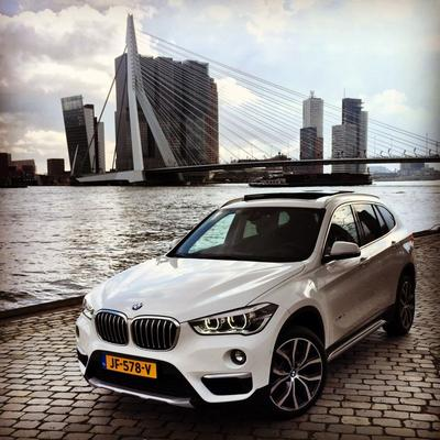 bmw x1 sdrive20i 2016 gebruikerservaring autoreviews. Black Bedroom Furniture Sets. Home Design Ideas