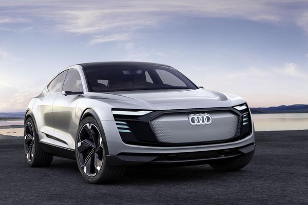 Audi e-tron Sportback komt uit Brussel