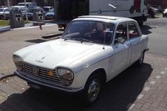 In het Wild: Peugeot 204 (1972)