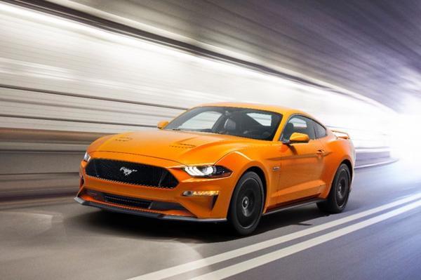 Nu officieel: vernieuwde Ford Mustang
