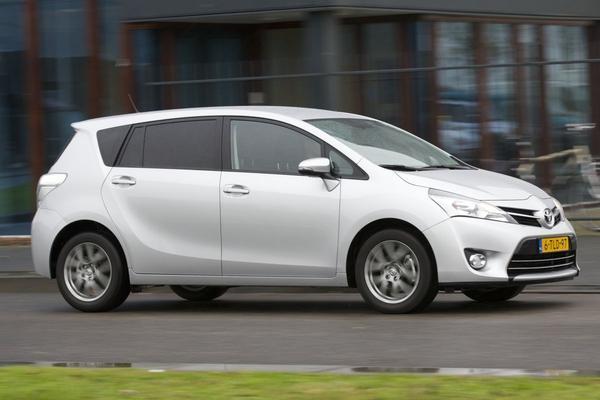Toyota Verso 1.6 D-4D-F Business