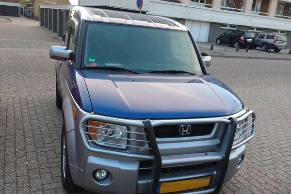 In het wild: Honda Element (2004)