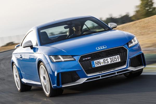 Rij-impressie: Audi TT RS