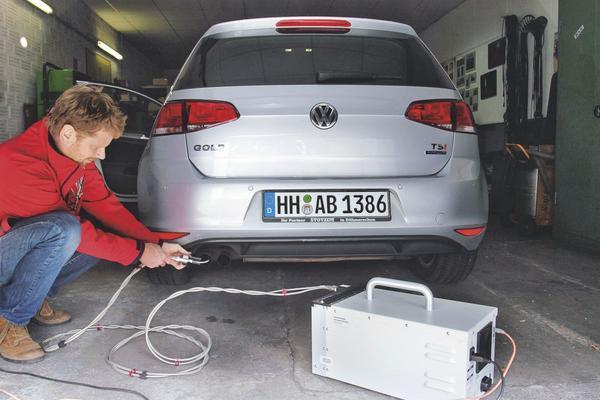 'Duitsland wil miljoenen diesels terugroepen'
