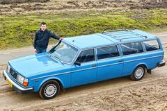 Volvo 245 Transfer