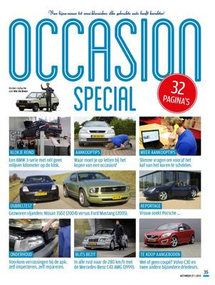 32 pagina's Occasion Special in AutoWeek 27
