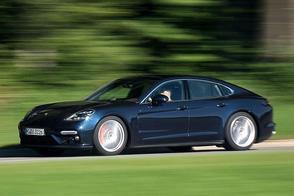Porsche Panamera Turbo - Rij-impressie