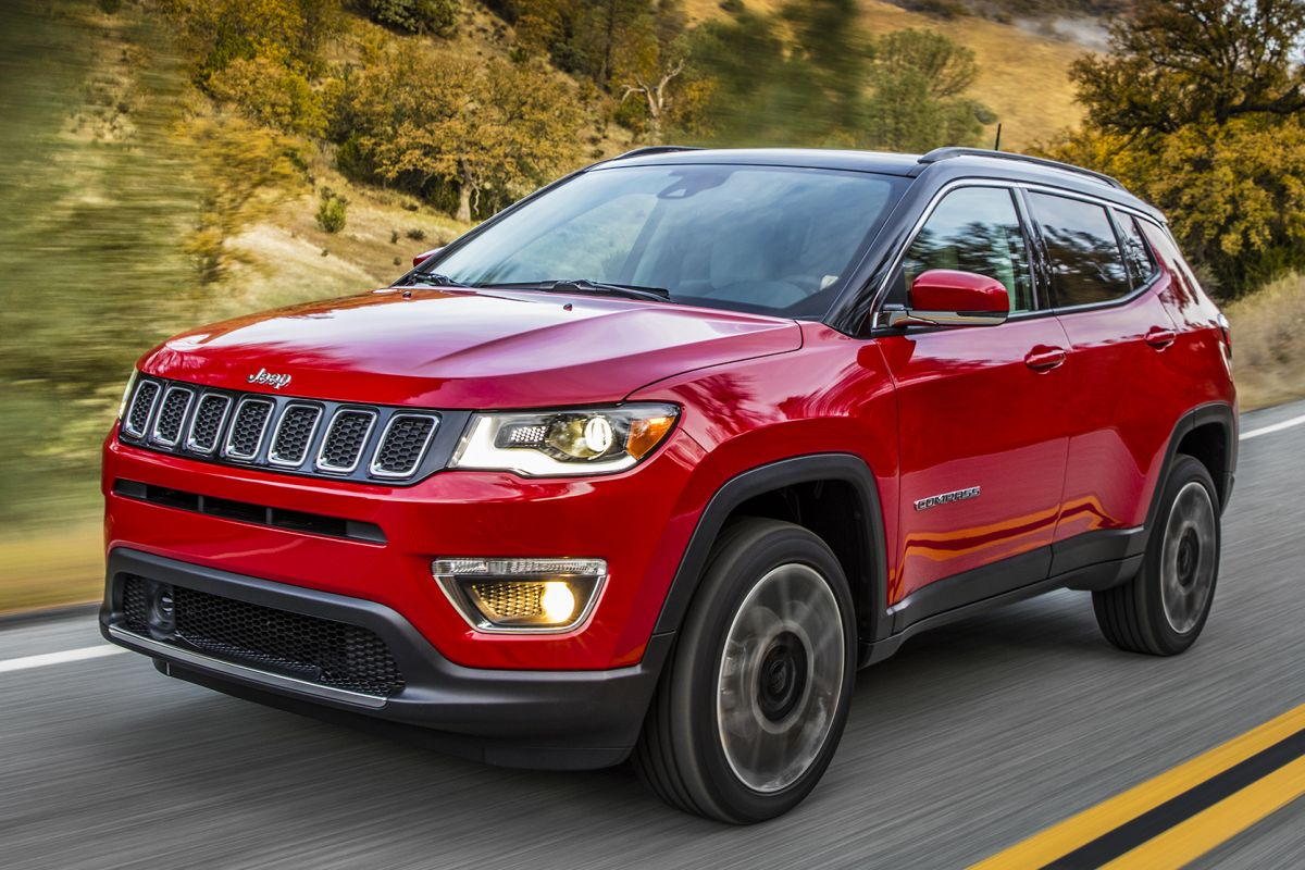 Jeep compass autoweek
