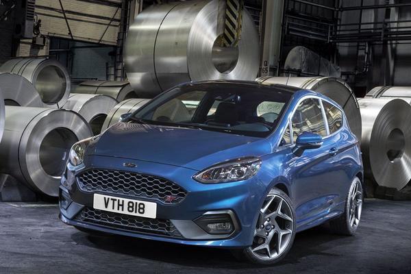 Bommetje: nieuwe Ford Fiesta ST!
