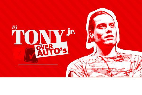 Video: Wat weet DJ Tony Jr. van auto's?
