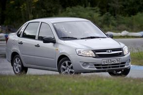 Lada druk met ontwikkeling Granta Hybrid