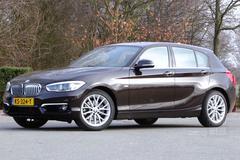 BMW 120i - Rij-impressie