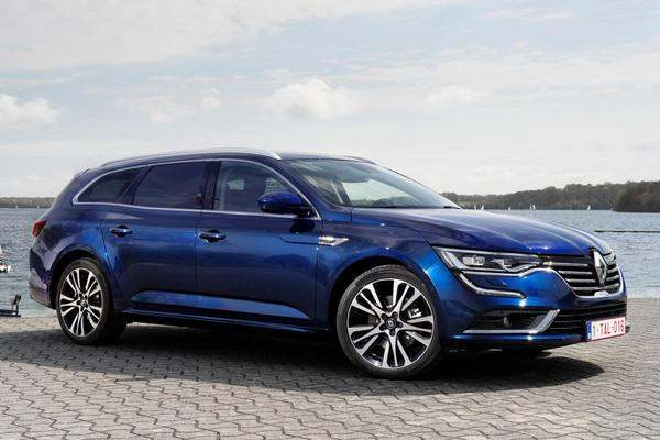 renault talisman estate dci 110 zen 2016 gebruikerservaring autoreviews. Black Bedroom Furniture Sets. Home Design Ideas
