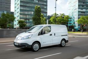 Gereden: Nissan e-NV200 Business