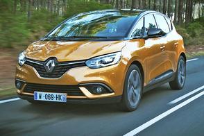Renault Scénic - Rij-impressie