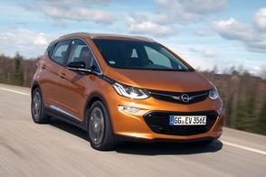 Opel Ampera-e - Rij-impressie