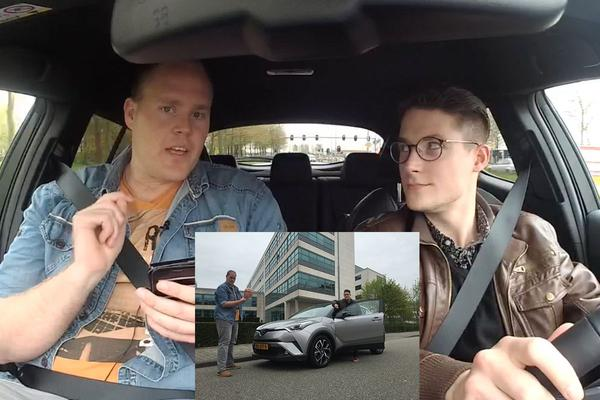 Video: LiveDrive #16 - Toyota C-HR Hybrid