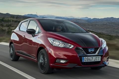 nissan micra i gt 90 business edition specificaties. Black Bedroom Furniture Sets. Home Design Ideas