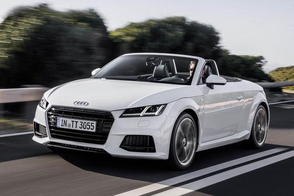 Audi TT krijgt nieuwe 'instapmotor'