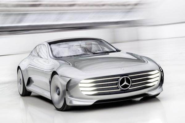 Gerucht: Mercedes komt met elektromerk