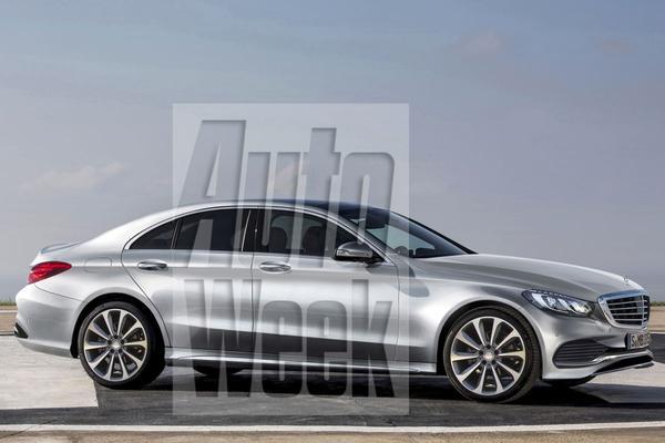 Video: Journaal - 'Nieuwe Mercedes E-klasse met 6-in-lijn'