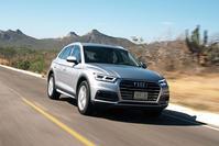 Audi Q5 - Rij-impressie