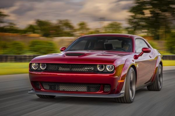 Breed: Dodge Challenger Hellcat Widebody