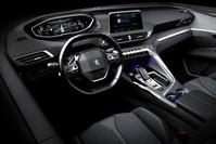Peugeot 3008 interieur