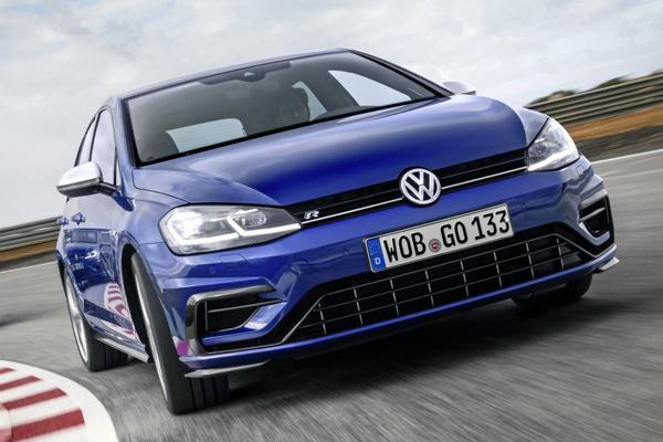 Rij-impressie: Volkswagen Golf R