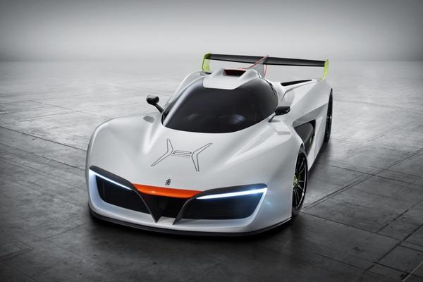 Bizarre Pininfarina H2 Speed Concept in productie