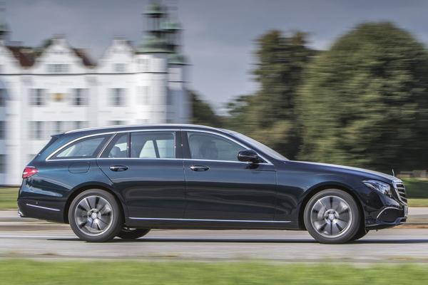 Rij-impressie: Mercedes-Benz E-klasse Estate